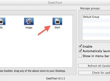 Indirizzo Ip pubblico a portata di click con OSX