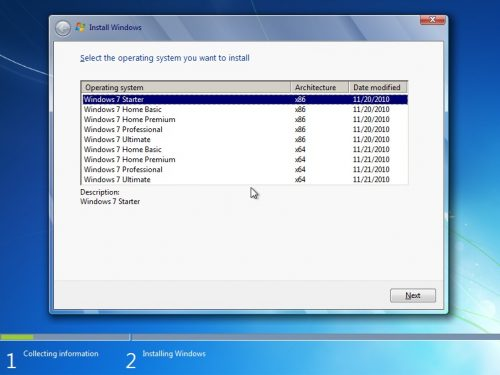 Download legale delle ISO Windows 7 sp1