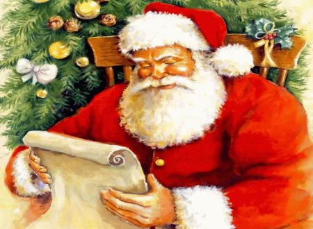 Babbo Natale? Uno spericolato guidatore di slitte