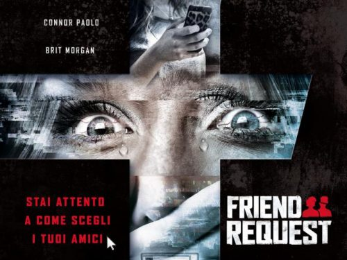Friend Request – La morte ha il tuo profilo, il film horror per Halloween