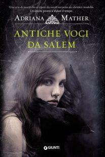 Antiche voci da Salem, libro per Halloween