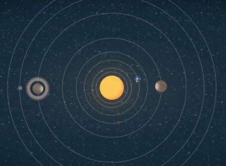 Solar system e i quadranti di  watch come screen saver per osx