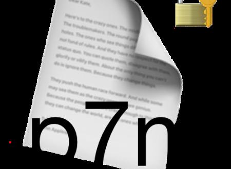 p7m, estrarre il file d'origine con openssl