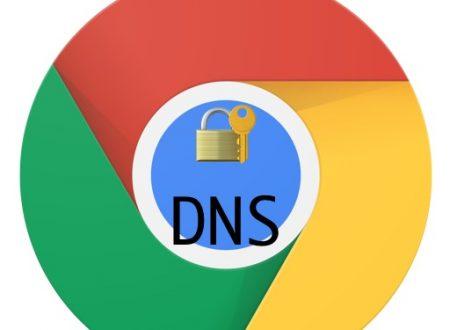 DNS https, testare il nuovo protocollo con Google Chrome
