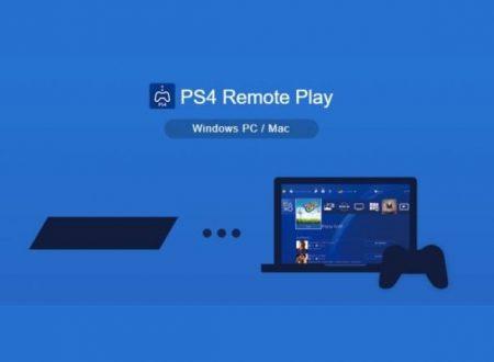PS4 RemotePlay, utilizzare iPad come schermo della PS4