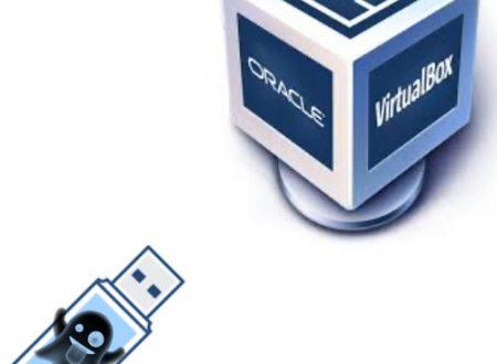 VirtualBox su Linux non vede i dispositivi USB?