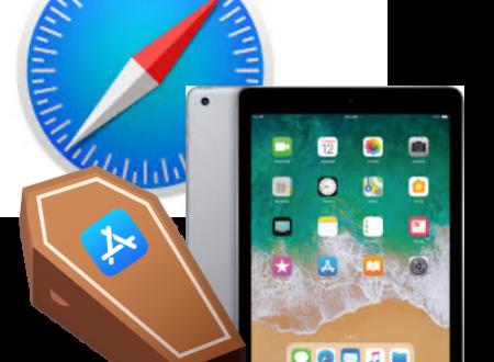 Safari su iPad OS rende inutili molte App