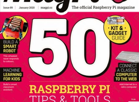 MagPi, la rivista in pdf gratuita su raspberry