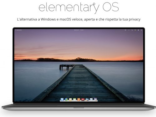 Elementary OS, Linux come Mac OS