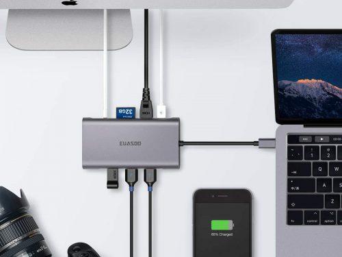 HUB indispensabile per iPad pro e non solo