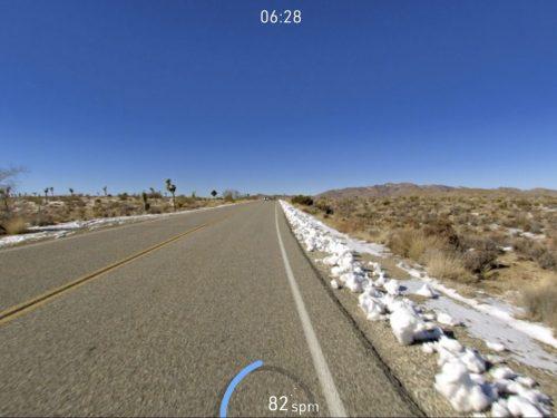 BitGym, ho fatto una corsa nel deserto della California