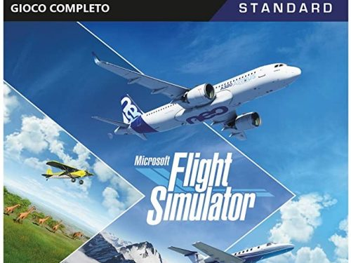Flight Simulator, farsi un giro nell'uragano Laura