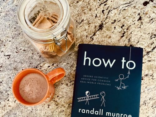 How to, l'ultima fatica di Randall Munroe