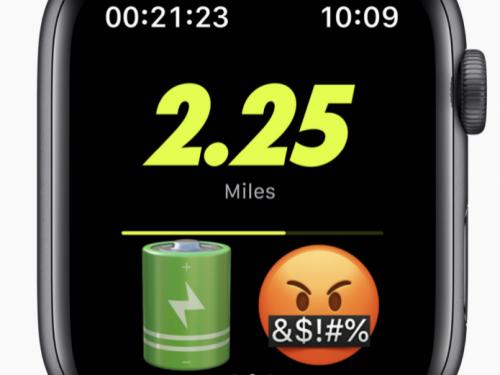 Apple Watch battery drain? Ho risolto così