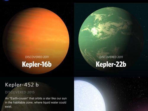 La NASA vi offre un tour dei mondi più strambi