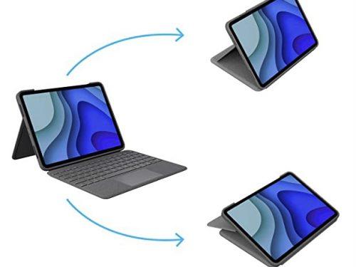 Logitech Folio Touch, la migliore tastiera per iPad