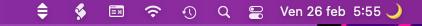 Orologio emoji