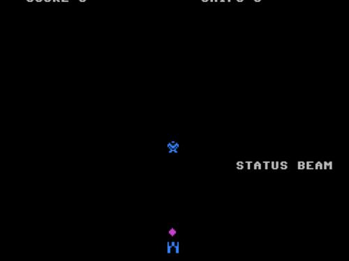Blastar, un gioco a 8-bit scritto da un bambino